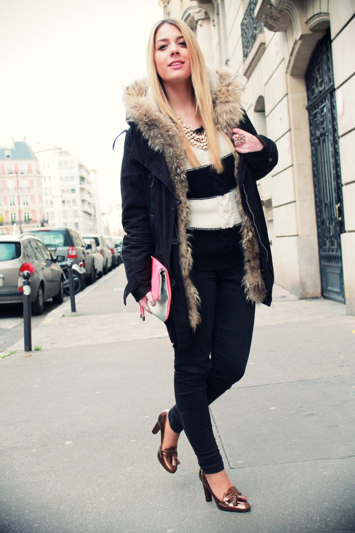 Cosy & warm outfit